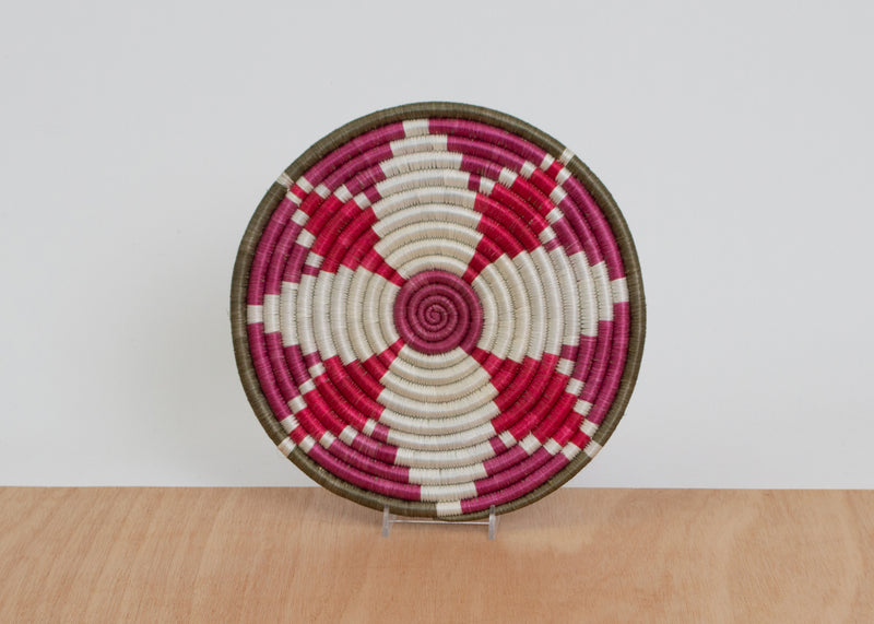 Poinsettia Hope Trivet