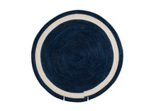 Load image into Gallery viewer, Blue Night Sisal Placemat