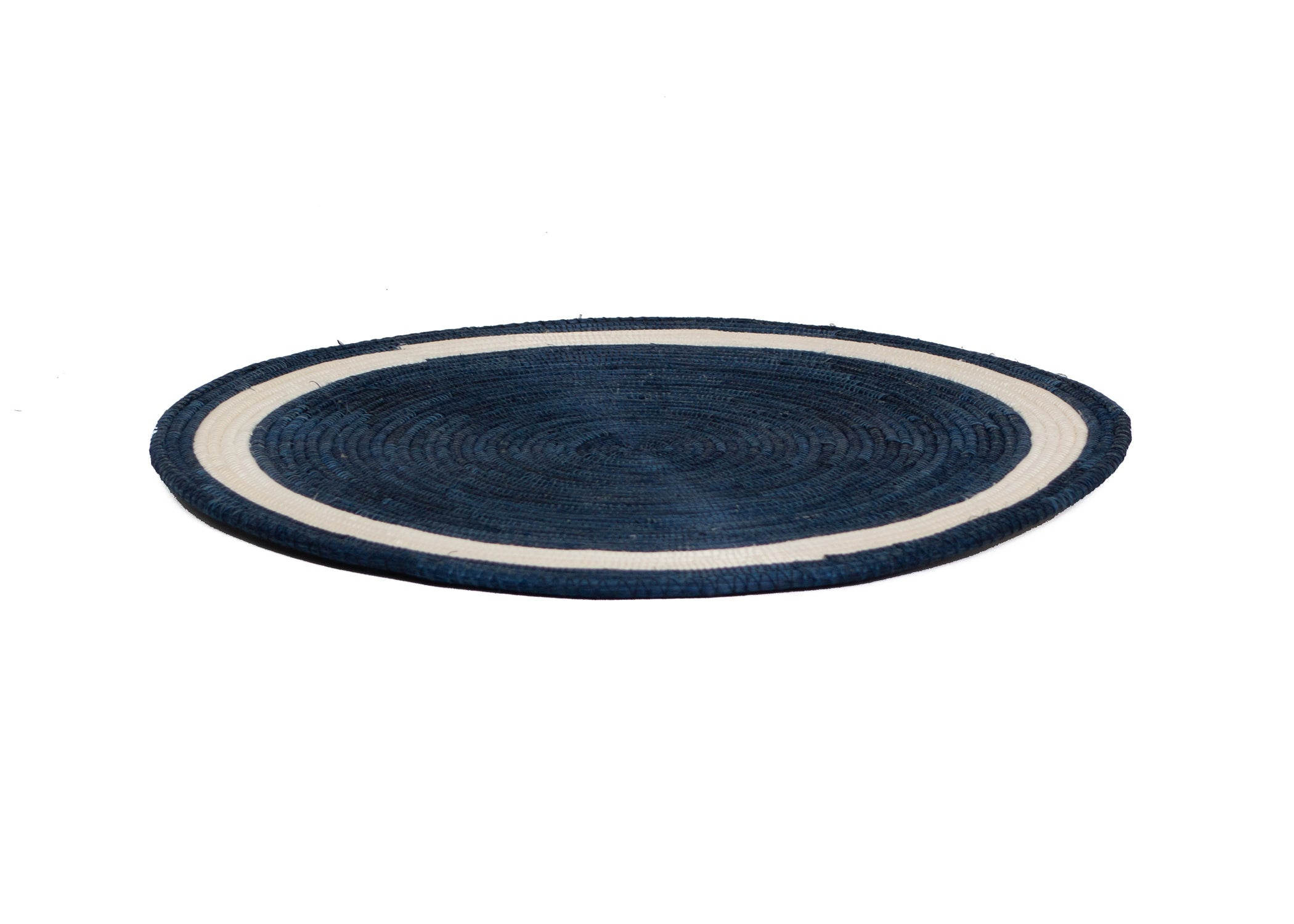 Blue Night Sisal Placemat