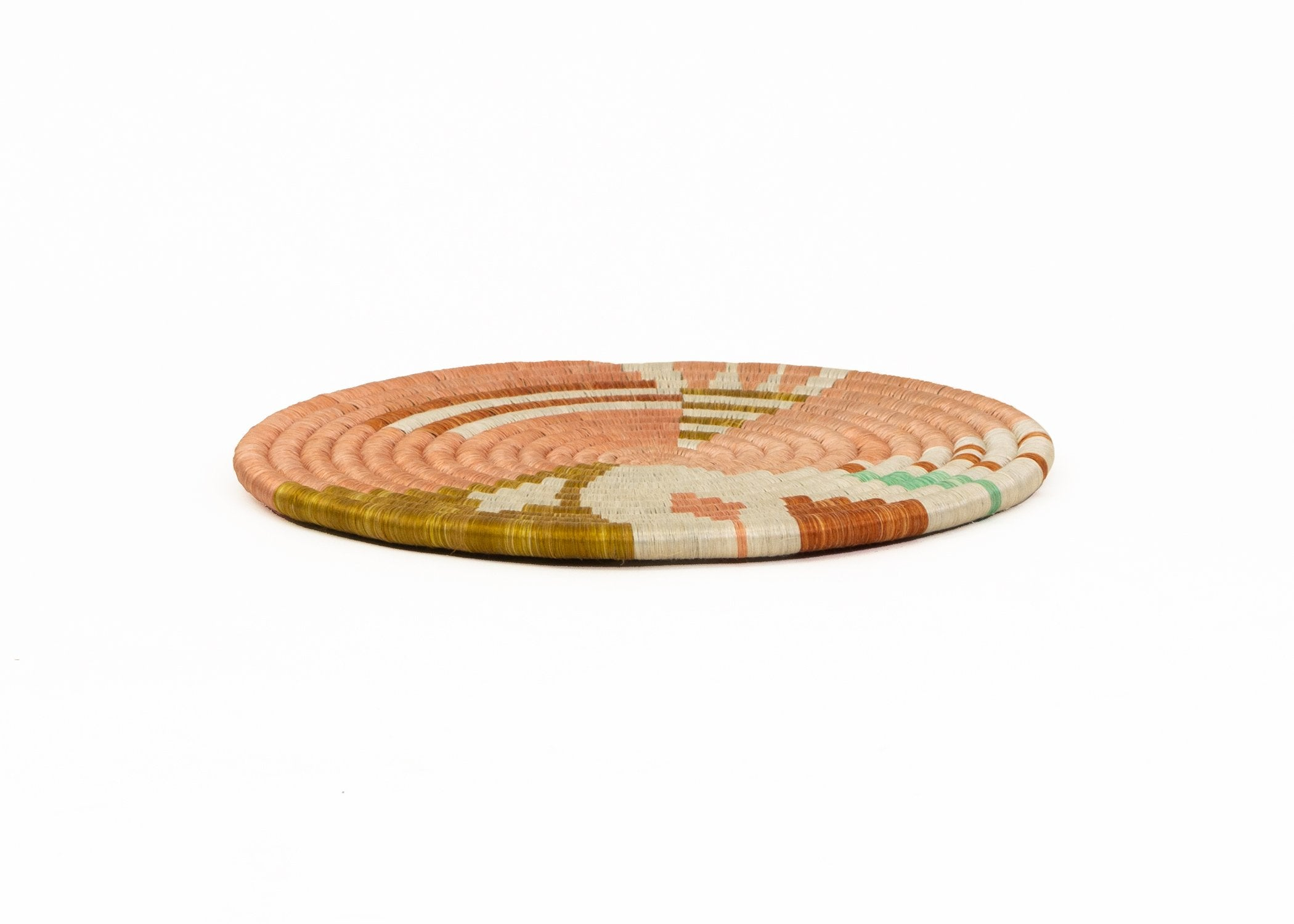 "10""  Desert Flower Biko Hot Pad - KAZI"