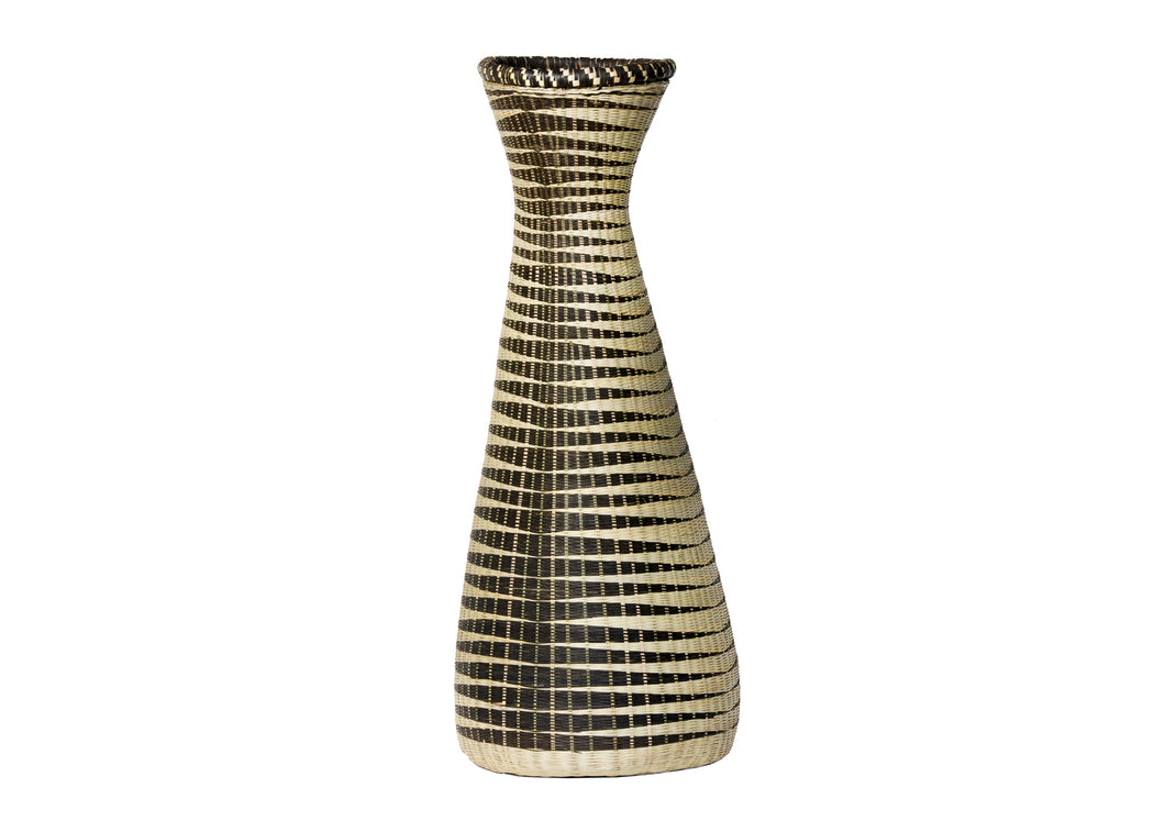 Medium Huye Floor Vase - KAZI