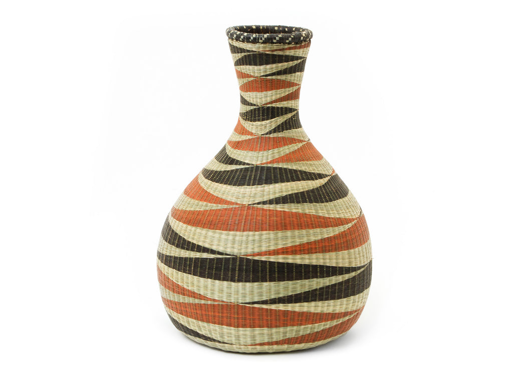 Huye Bud Floor Vase II - KAZI - Artisan made high quality home decor and wall art