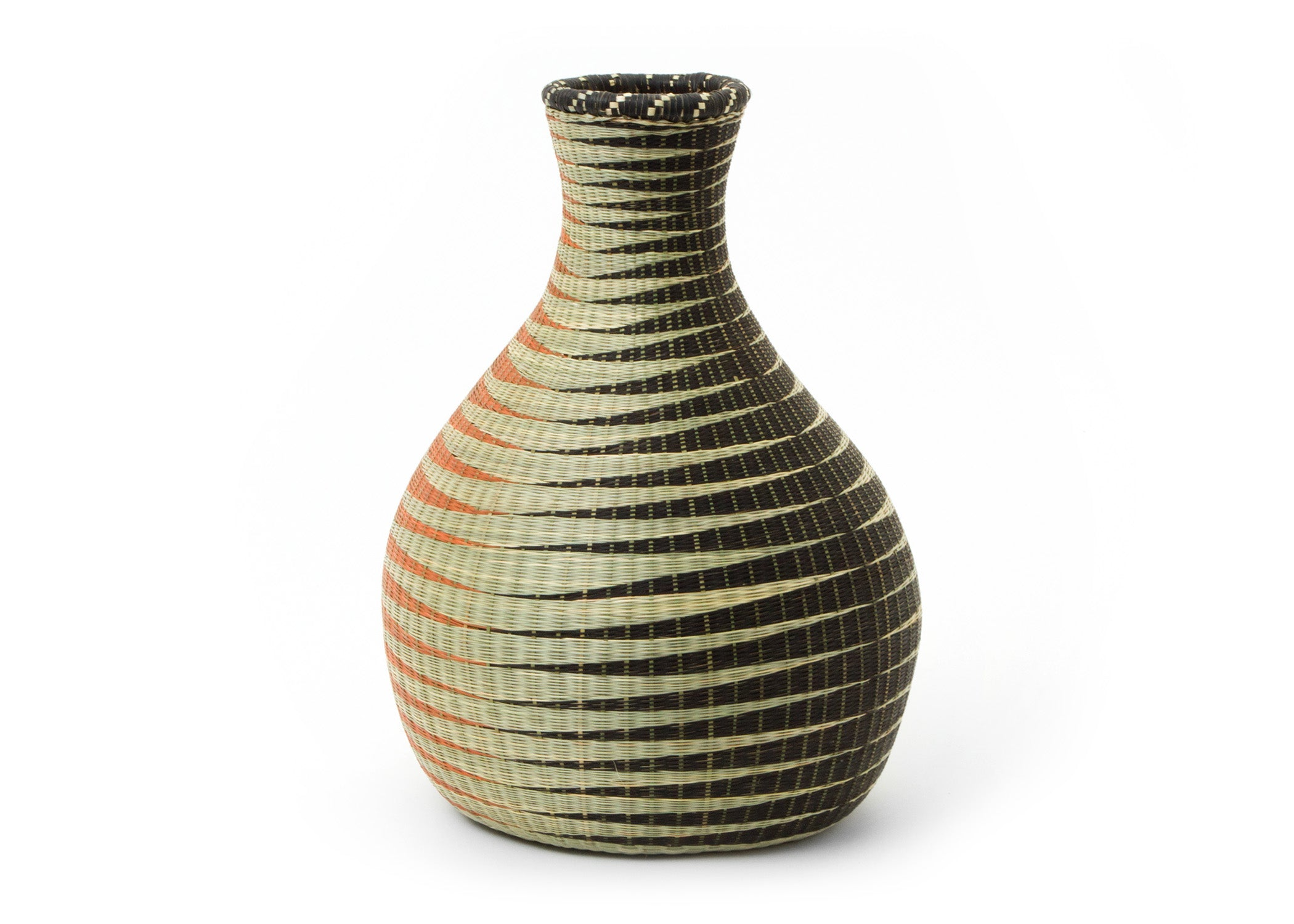 Huye Bud Floor Vase III - KAZI - Artisan made high quality home decor and wall art