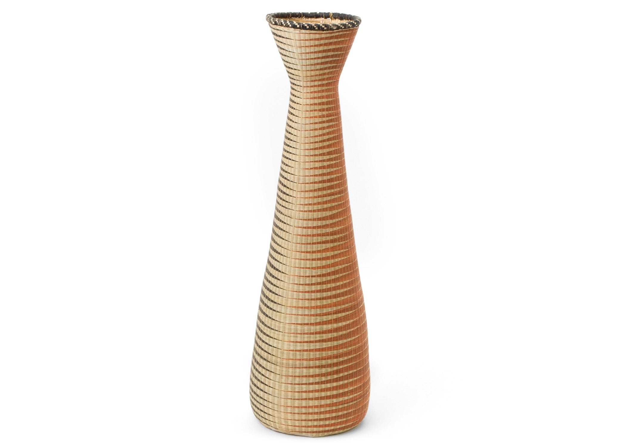 Huye Tall Floor Vase II - KAZI - Artisan made high quality home decor and wall art