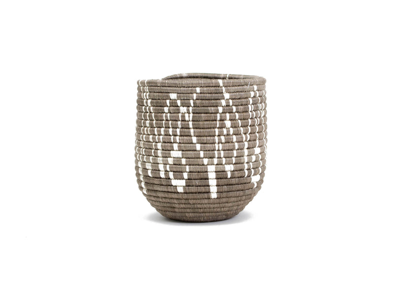 Light Taupe Dunia Vase