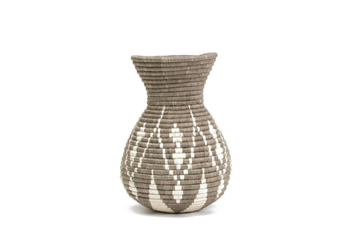 Light Taupe Mila Vase
