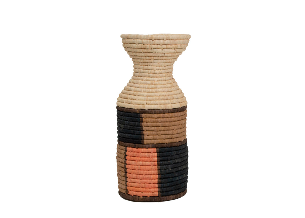 Peach Konda Vase - KAZI - Artisan made high quality home decor and wall art