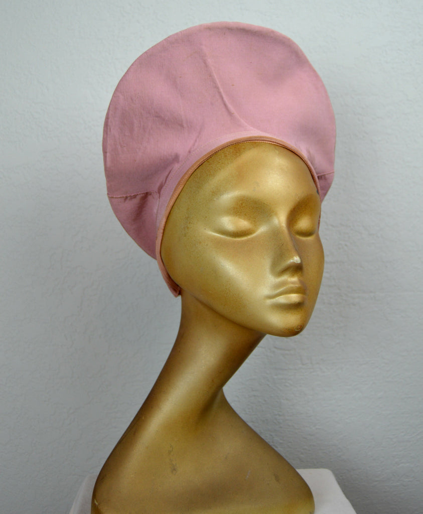 1940's Pink Halo Hat by New York Creations (AS-IS)