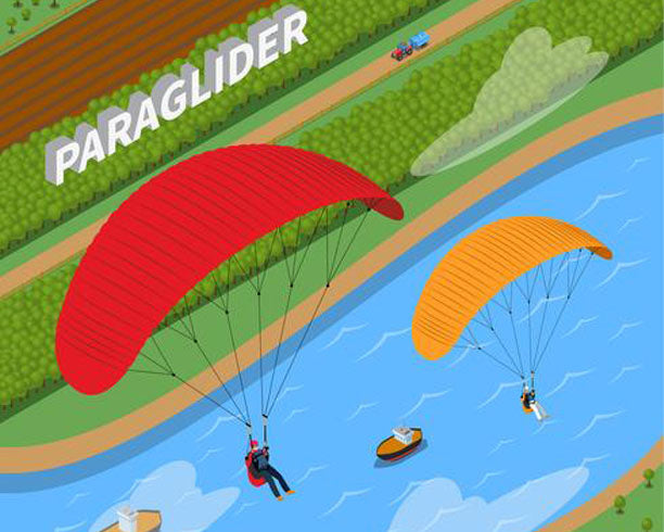 New Paragliders