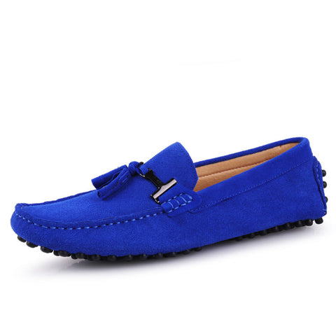 Men Casual Moccasin with Tassel Shoe