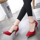 DAB Women Office Heels Shoes