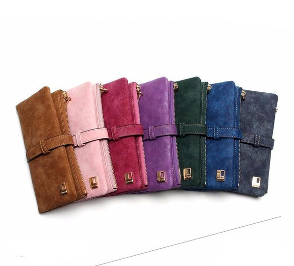 Elegant Zipper Wallet