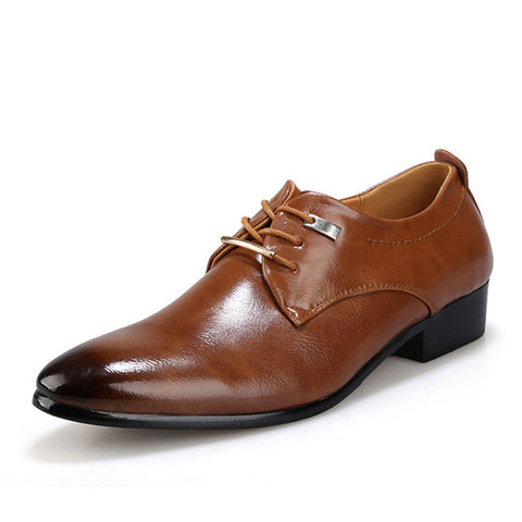 Brit Style Men Formal Shoe