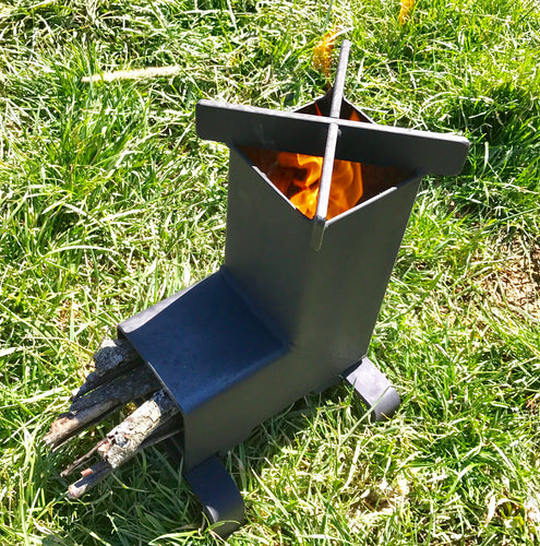 Basic Rocket Stove