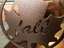 Fall Leaf Napkin Holder