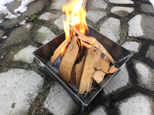 Small Modern Fire Pit
