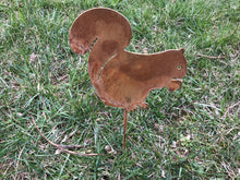 Squirrel Garden Stake