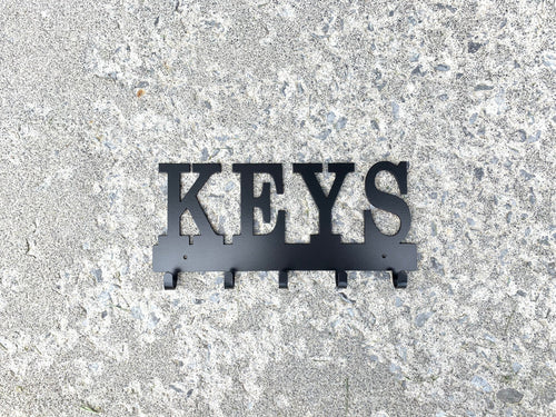 Key Holder / Key Rack / Key Home Decor / Hanging Hooks / Key Holder / Wall Decor / Housewarming Gift / Front Door Decor