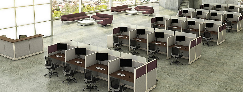 Office Call Center Cubicles - Office Chair City