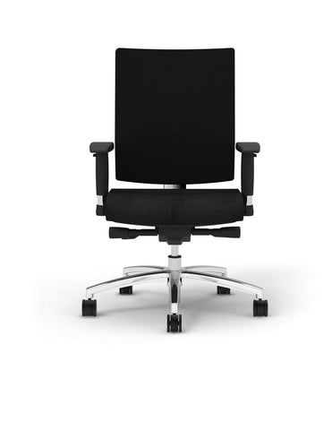 The iDesk Ambarella mesh task chair is gret for home office seating, office seating, and conference seating