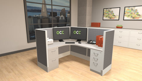 OfficeChairCity.com - AIS Modular Workstations