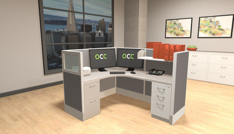 OfficeChairCity.com - Office Workstations, Cubicle Desks