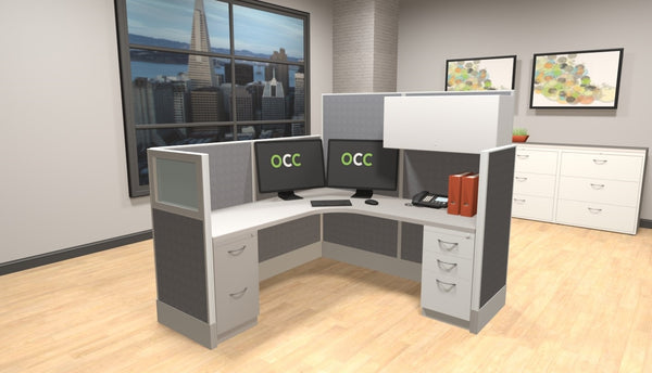 OfficeChairCity.com - Modular Office Cubicle
