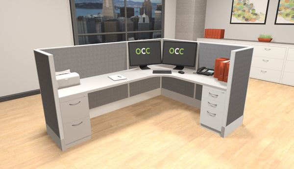 OfficeChairCity.com - Open Workstation System