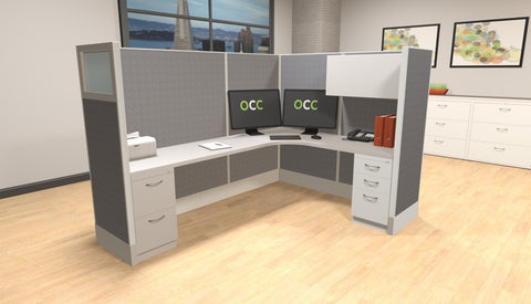 OfficeChairCity.com - Modular Cubicle Workstation
