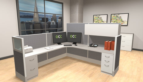 OfficeChairCity.com - Modular Office Workstation
