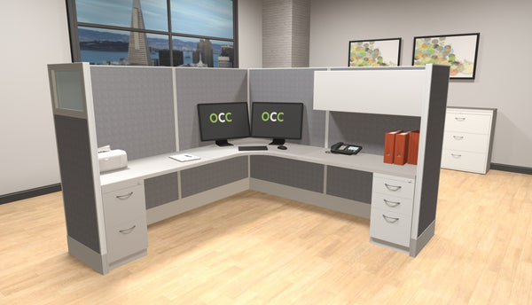 OfficeChairCity.com - AIS Workstation Cubicle