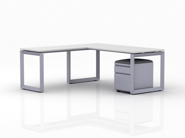 AMQ L-Shaped Desk