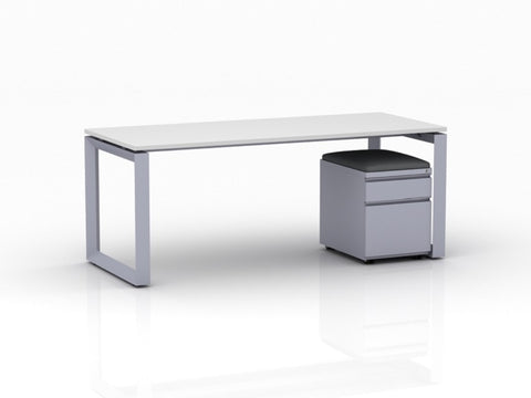 "AMQ ICON 72""x30"" Office Desk"
