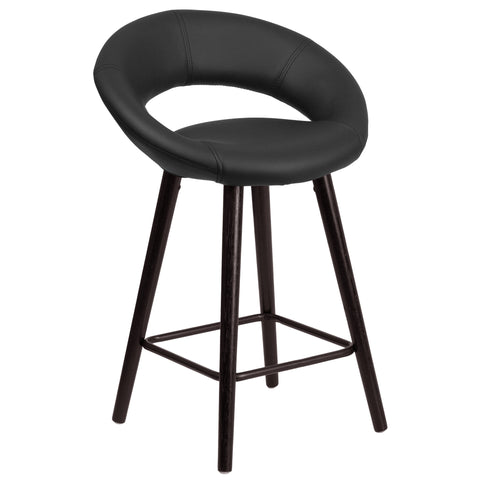 OfficeChairCity.com - Modern Counter Height Upholstered Barstools, Versatile Seating