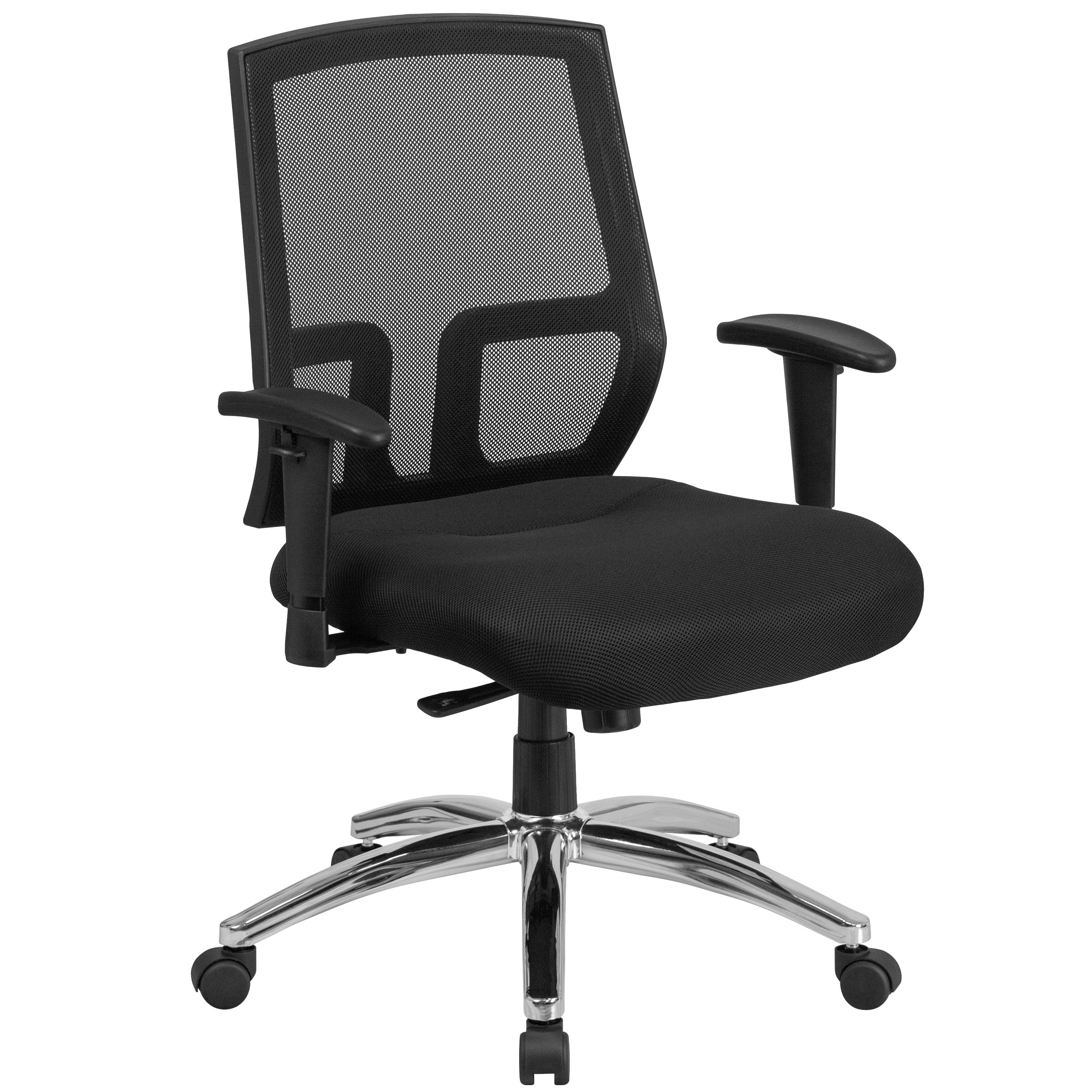 Big And Tall Desk Chairs Harwick Big And Tall Leather fice