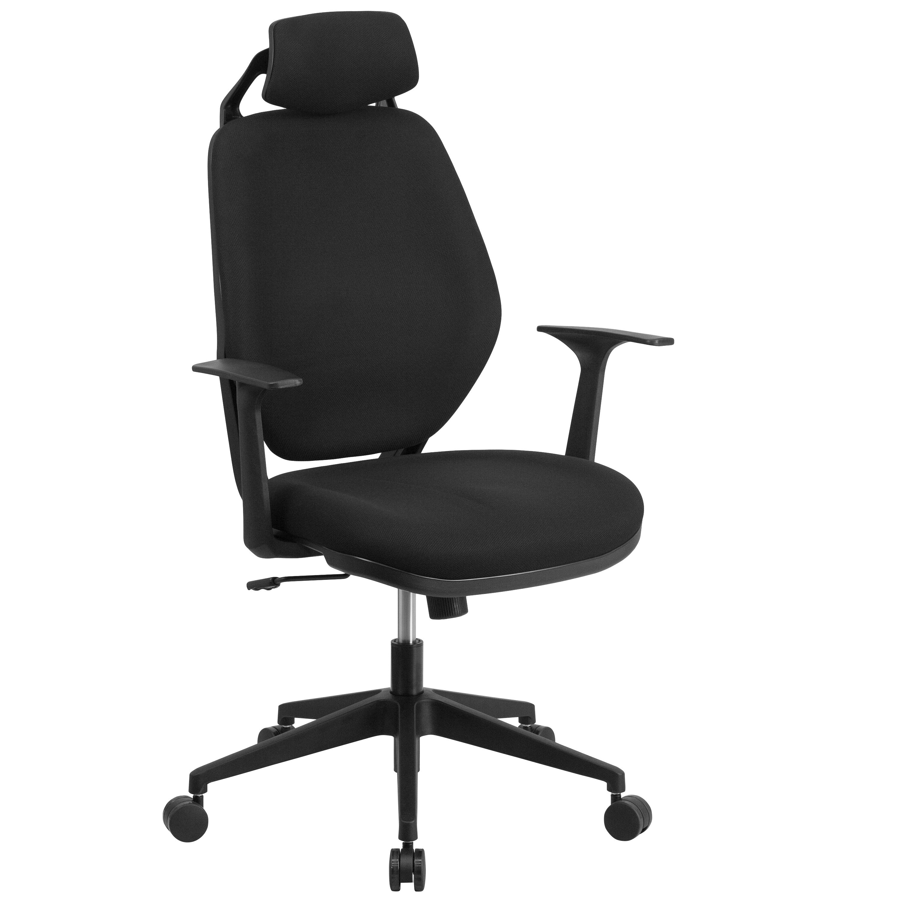 Office Chair Upper Back Support