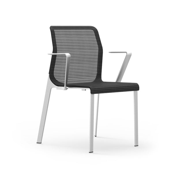 iDesk Curvinna chair is great for private office's, breakroom's, and for seminars. Also, works great for meeting rooms and waiting rooms