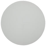 72'' Round Bi-Fold Granite White Plastic Folding Table - OfficeChairCity.com