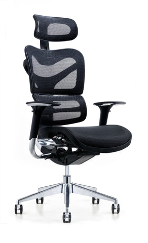 OfficeChairCity.com - Ergonomic High Back Office Chair, Adjustable Mesh Desk Chairs