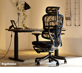 OfficeChairCity.com - Ergohuman Chair - Raynor Ergo Elite Chair Review - Lifetime Warranty