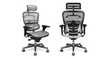OfficeChairCity.com - Ergohuman High Back Mesh Swivel Chair With Chrome Frame