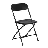 OfficeChairCity.com - Plastic Folding Chairs, Hercules Folding Chairs, Black Folding Chair