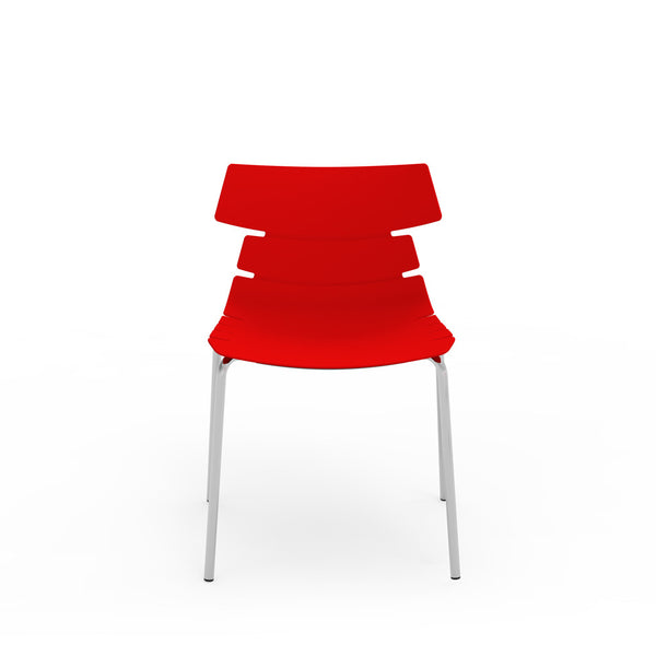 iDesk Tikal Chair with 4 Legs - OfficeChairCity.com