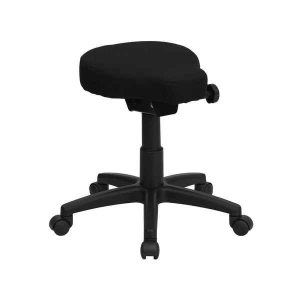 This backless stool is practical for any fast-paced environment. Backless stools force your core muscles to work by sitting up straight and keeping your feet flat on the floor. The small frame design of a backless stool makes it easy to maneuver around tight spaces with ease. This stool can be used in a multitude of settings including the classroom, doctor's office, hospital, garage or a workshop.