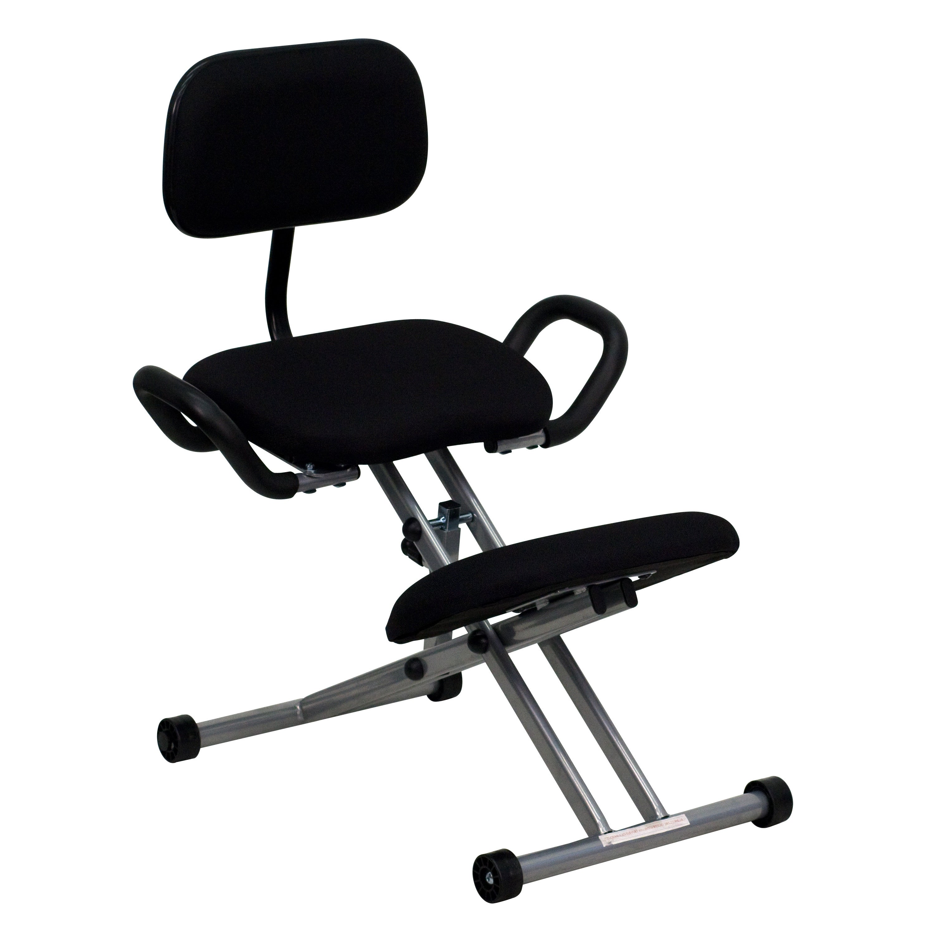 Ergonomic kneeling office chairs - Reduce Lower Back Strain And Regain Your Body S Natural Posture With This Ergonomic Kneeling Chair With