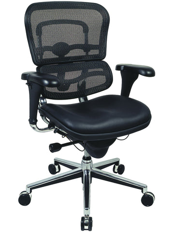 OfficeChairCity.com - Raynor Ergohuman Chair, Ergonomic Swivel Chair For Desk