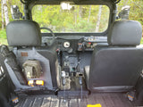 Invictus Molle Front Seat Storage Panel for Mahindra ROXOR