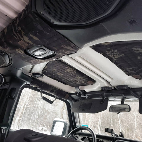 Jeep Wrangler JL MOLLE Headliner Freedom Panels