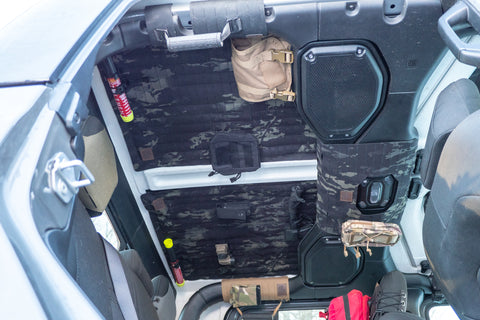 Jeep JT MOLLE Headliner Rear