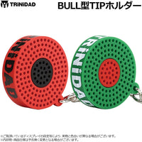 【TRiNiDAD】 BULL-shaped tip holder - Mydarts